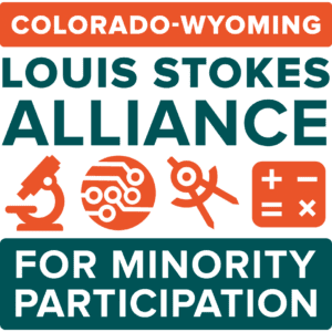 Colorado-Wyoming Louis Stokes Alliance for Minority Participation Logo