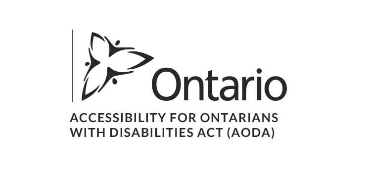 Accessibility for Ontarians with Disabilities Act logo